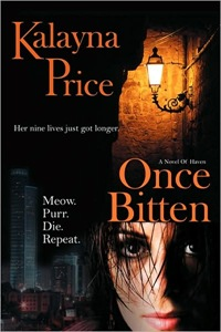 Once Bitten by Kalayna Price