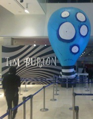 Tim Burton Exhibit at TIFF