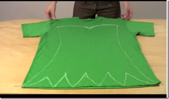 Como hacer unas alas de Campanita muy fácil  d9103b740bdc