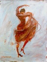 Kunst-CarlaBaarspul-flamenco1