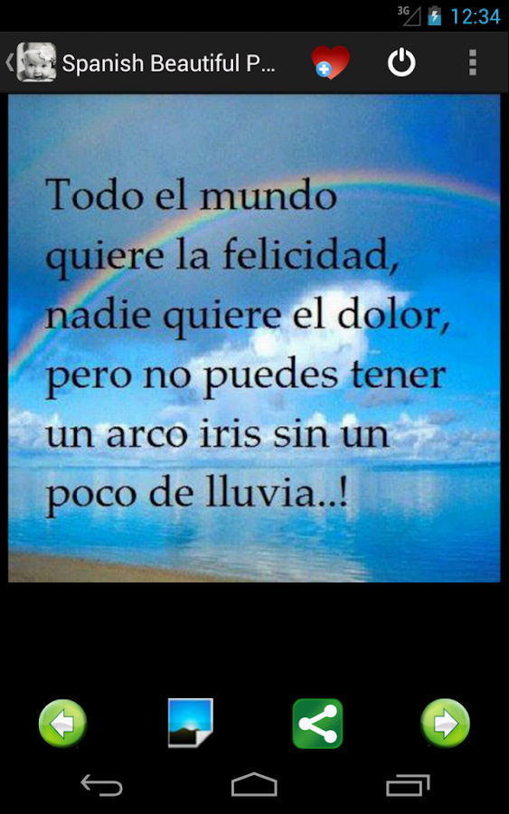 Spanish beautiful quotes 5 android apps on google play