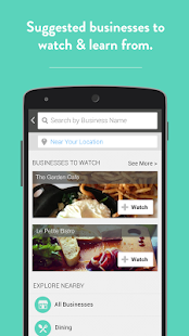 Perch - Small Business - screenshot thumbnail
