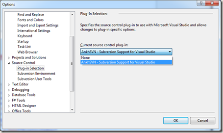 Using SVN With Visual Studio 2010 | <Martani/> Blog