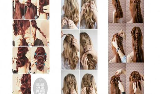Hairstyle Design Tutorial
