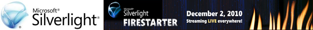 Silverlight Firestarter Event
