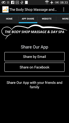 玩商業App|The Body Shop Massage免費|APP試玩