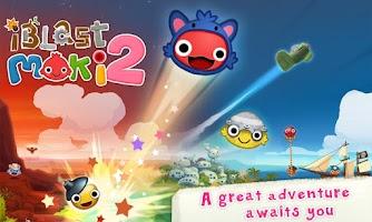 Screenshot of iBlast Moki 2 Demo
