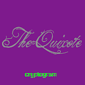 The Quixote in Cryptogram