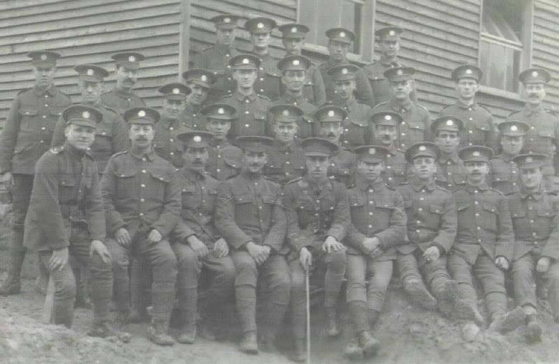 Northamptonshire Regiment  World War One Photos, Obituaries