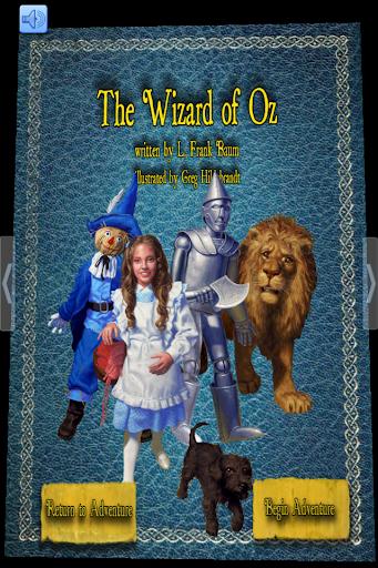 The Wizard Of Oz - Unabridged