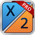 Fraction Calculator + Math PRO icon