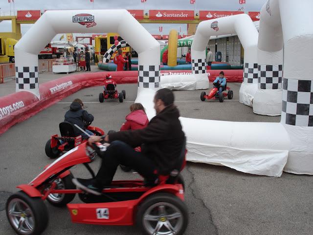 coches de pedales Berg Toys