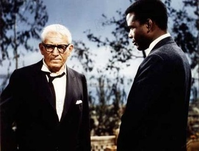 Devine qui vient diner ce soir Guess who's coming to dinner 1967 real : Stanley Kramer Spencer Tracy Sidney Poitier  COLLECTION CHRISTOPHEL