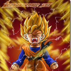Dragon Ball | GOTEN | Los Saiyajines Dragon Ball Ll-cards