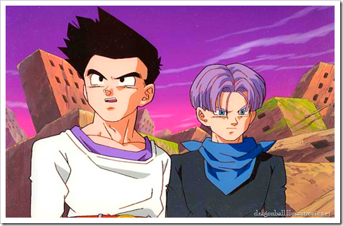 Goten Dragon Ball Ll-card