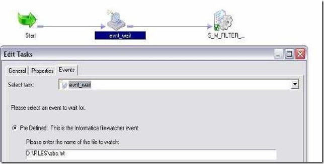 Complete reference to Informatica: WORKING WITH TASKS –Part 1