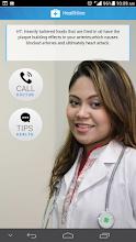 Healthline screenshot thumbnail