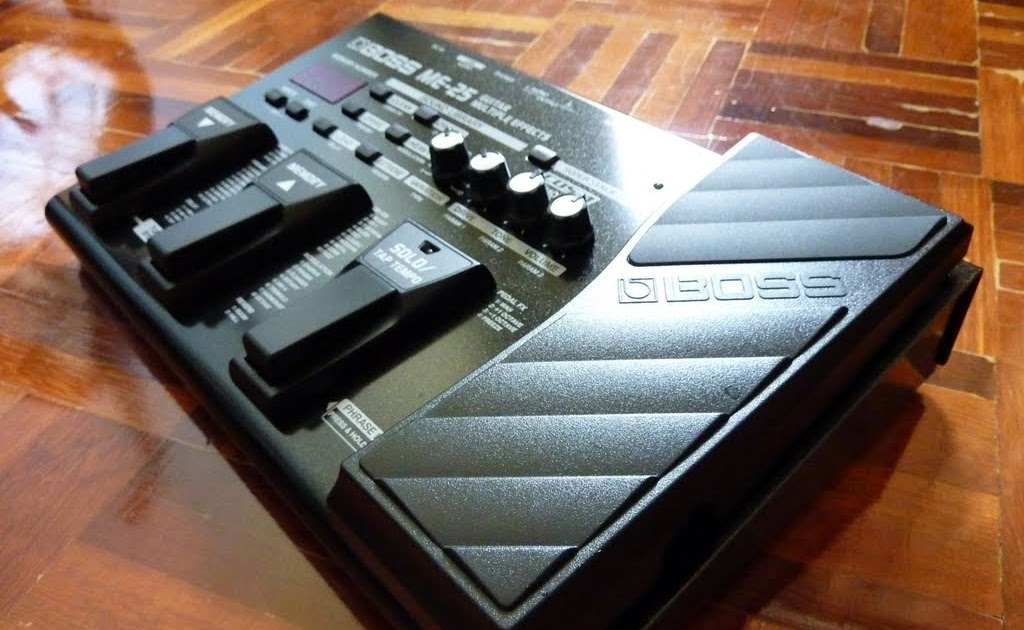 boss me 25 affordable multi effects pedal. Black Bedroom Furniture Sets. Home Design Ideas