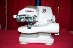 Babylock Blind Hemmer-Nov 2010