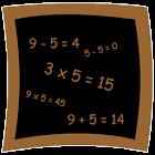 Tabuada Matemática icon