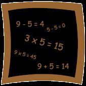 Tabuada Matemática