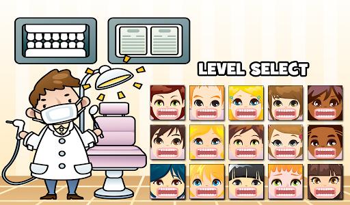 Kids Dentist Office Game