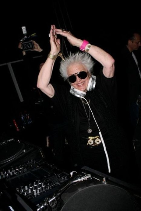 Ruth Flowers - The Oldest Dj in the World 13
