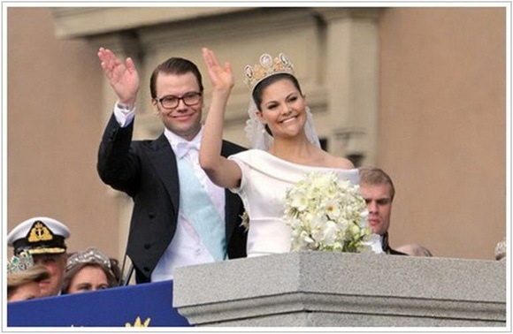 Swedish Crown Princess Victoria's Royal Wedding_resize