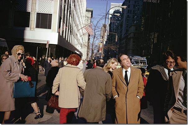 joel meyerowitz - New York City 1974