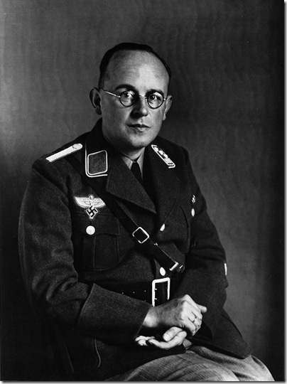 august-sander - Nationalsozialist  1938