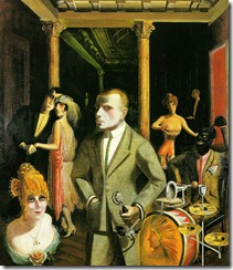 Otto  Dix - To Beauty  1922