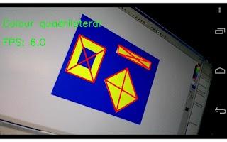 Screenshot of OpenCV Demo 2