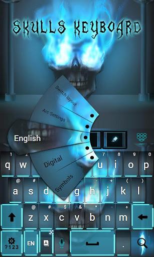 玩個人化App|頭骨鍵盤免費|APP試玩