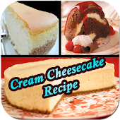Cream Cheesecake Recipe