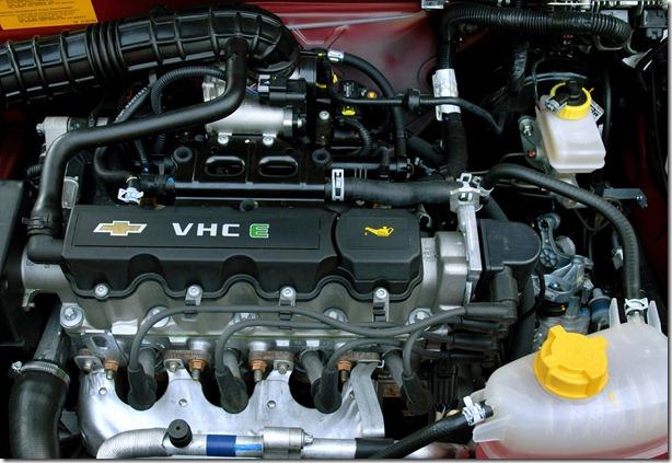 Chevrolet Prisma 1.0 pode ser descontinuado em 2011 ...