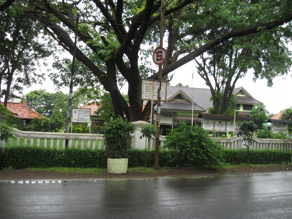 Kantor Lurah Bojong Rawa Lumbu Kota Bekasi Indonesia