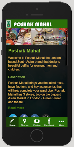 POSHAK MAHAL