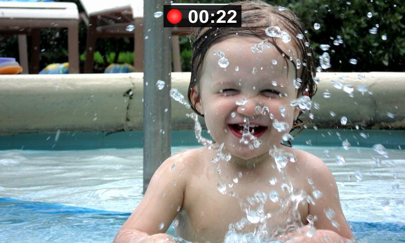 Zoom Camera Free - screenshot