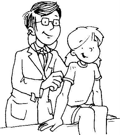 Doctora haciendo examen - 2 10