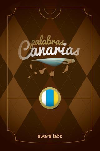Palabras Canarias