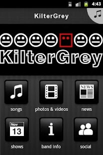 KilterGrey - screenshot thumbnail
