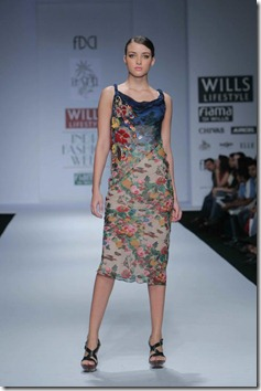 WIFW SS 2011 collection by Vineet Bahl (11)
