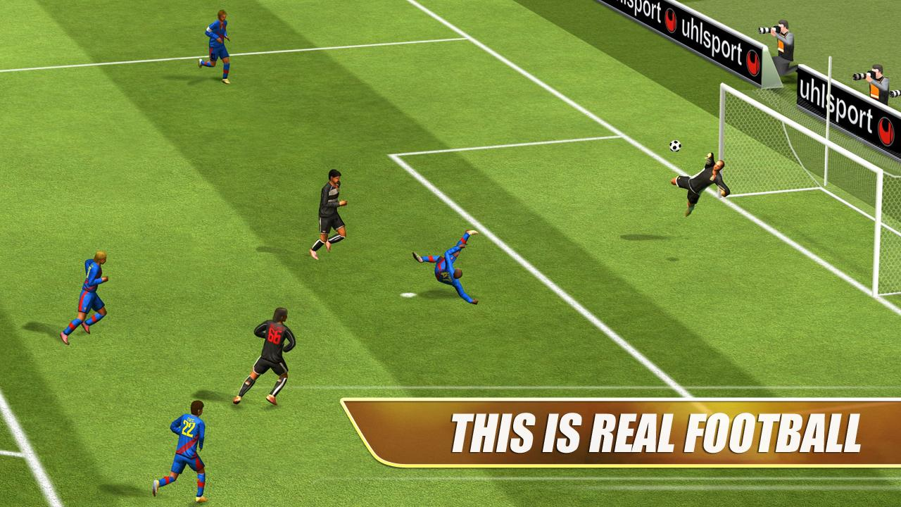 Real Football 2013 screenshot #11