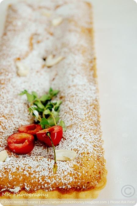 Bakewell Tart (02) by MeetaK