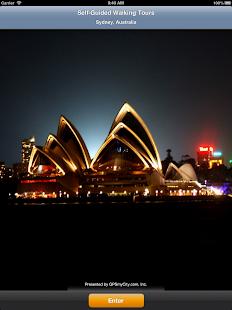 Sydney Map and Walks