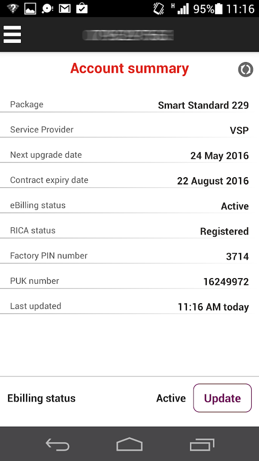 how to find my vodafone prepaid number