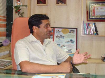 Bharat Gajipara in converastion