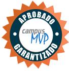 ¡Garantía de aprobado CampusMVP!