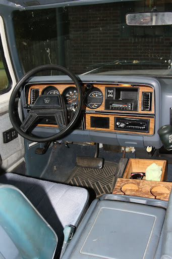 Power Steering Flush >> my 87 ramcharger (old big) - Dodge Ram, Ramcharger ...