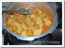 Cooked Veggie